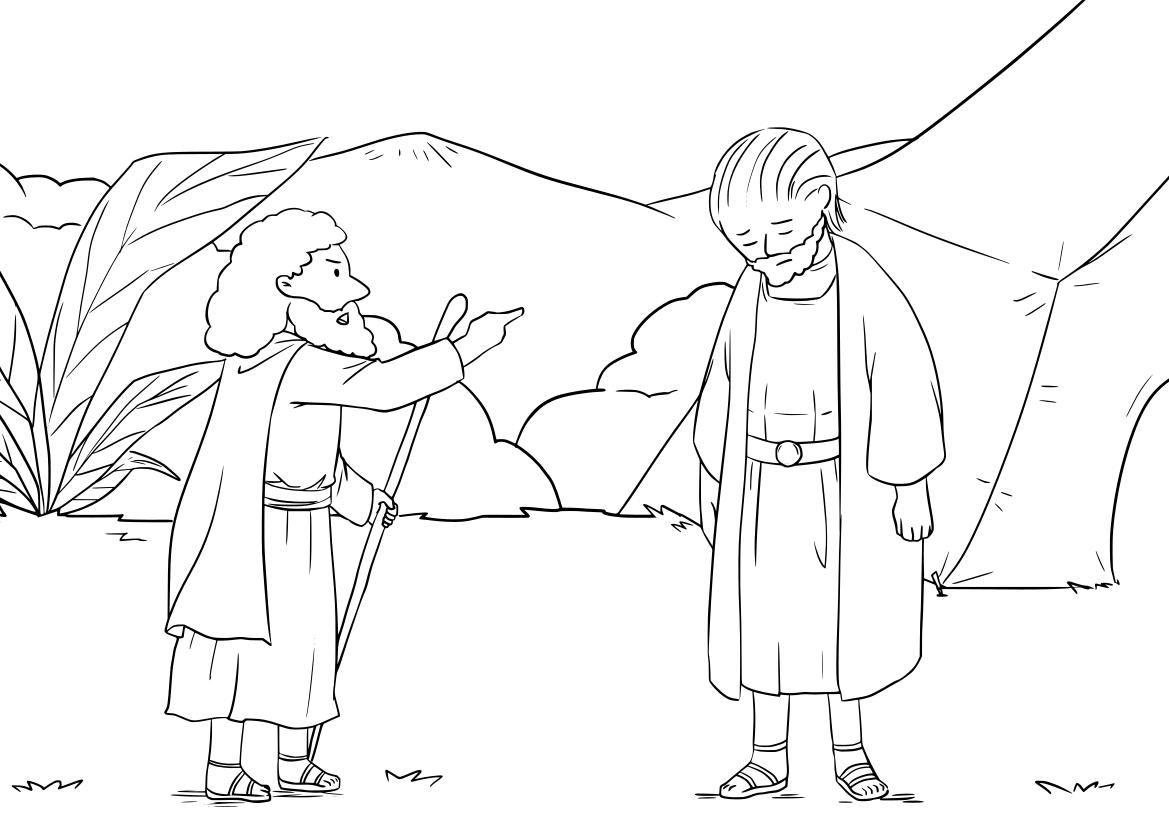 Самуил и Саул